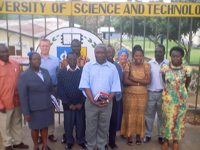 Mbarara University of Science and Technology, Mbarara, Uganda, 2003