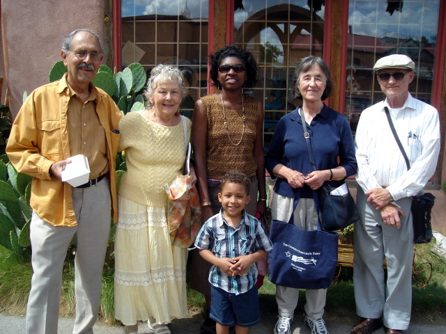 """Don, Marlene, Joanitha, Joachim and grandparents"", Albuquerque, New Mexico, 2009"