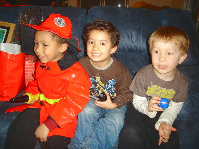 """Joachim, Tariq and Dylan"", Fort Collins, Colorado, 2009"