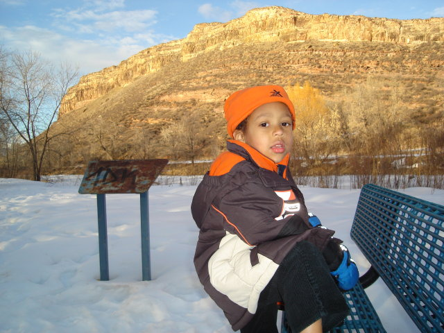 Joachim at Watson Lake, Fort Collins, Colorado, 2010