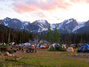 Glacier Basin Campground, Rocky Mountain NP, Colorado, 2011