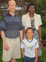 """Greg, Joanitha and Joachim"", DePere, Wisconsin, 2011"