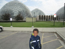 Joachim at the Domes, Milwaukee, Wisconsin, 2011