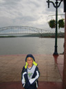 Joachim by the Mississippi, Dubuque, Iowa, 2011