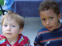 Dylan and Joachim , Fort Collins, Colorado, 2009