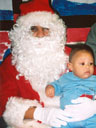 Joachim and Santa, Fort Collins, Colorado, 2005