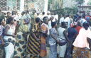 women celebrating at the mama kikapu party, Bukoba, Tanzania, 2003